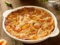 Clafoutis a l'épeautre et aux abricots frais...