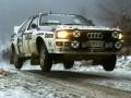 Rallye automobile : un peu d'histoire...