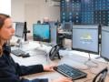 Ouverture du PC télésurveillance Mondial Veille à Massy...