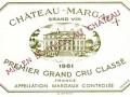 Château Margaux...